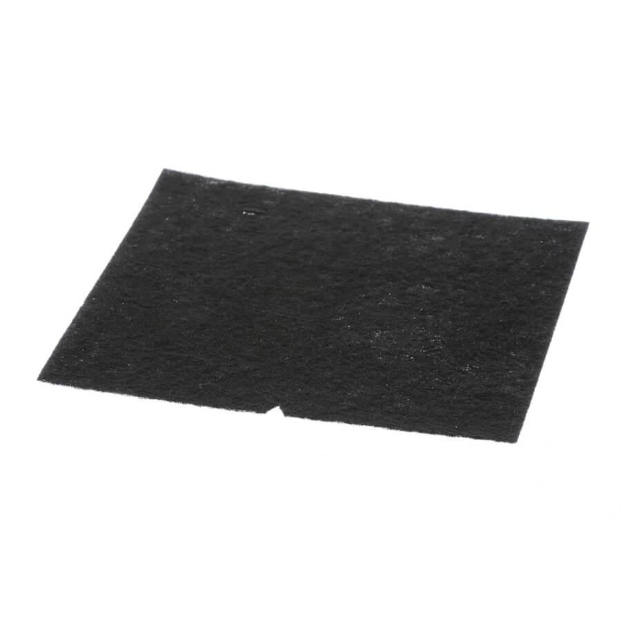 Фильтр выпускной, флисовый, для пылесоса Bosch BGS3, BGS4, GS40, чёрный