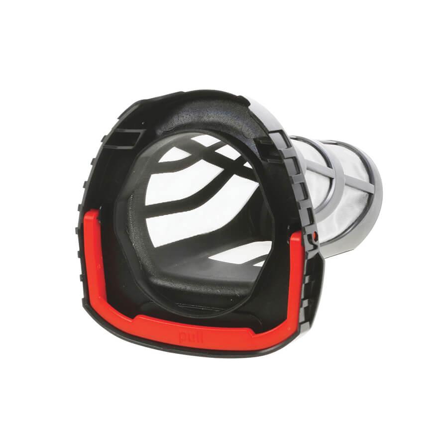 Фильтр внешний для пылесоса Bosch BBH216, черный
