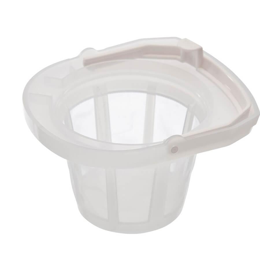 Фильтр моющийся для грубой очистки для пылесоса Bosch BBHMOVE1, белый