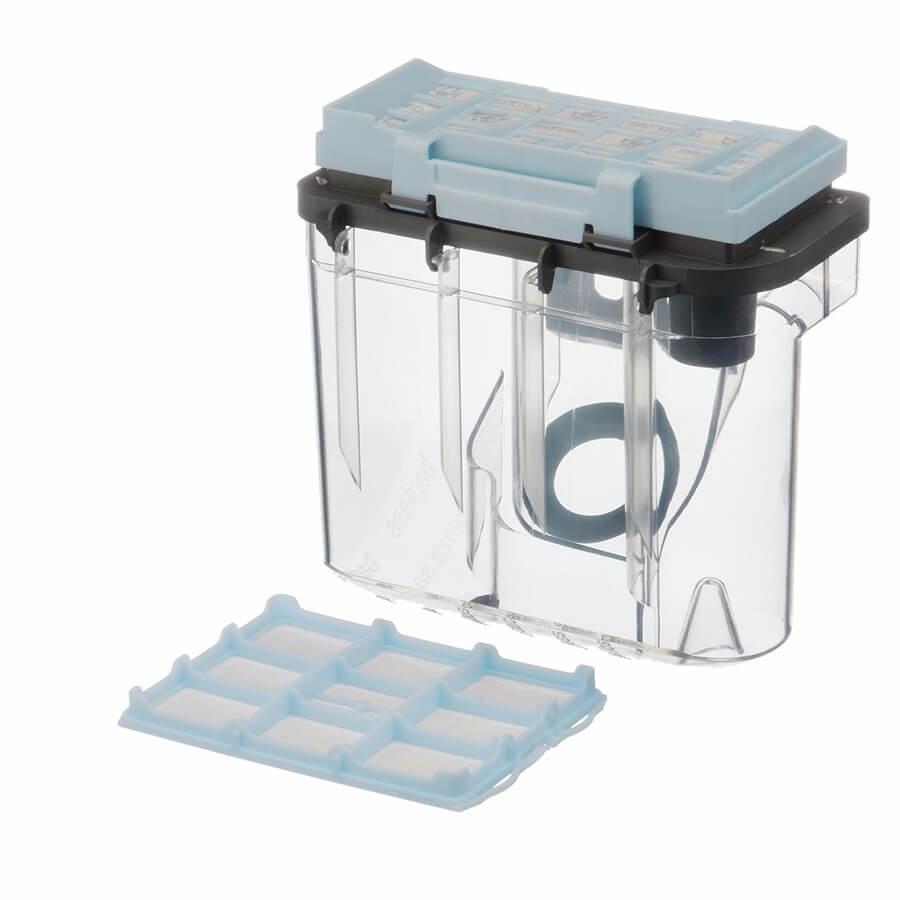 Контейнер в сборе для пыли, для пылесоса Bosch BSA/B/D, BSGL2