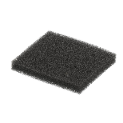 Фильтр поролоновый  для пылесоса Bosch BX11, черный