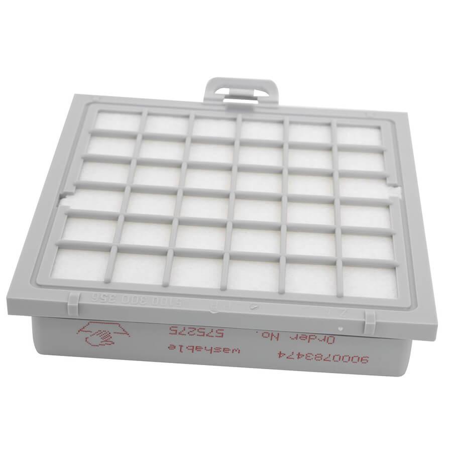 Фильтр НЕРА для пылесоса Bosch F1C3, GS40, BGS4