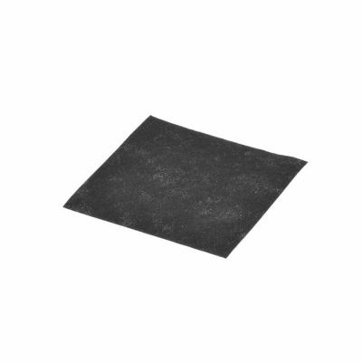 Фильтр флисовый для защиты мотора пылесоса Bosch VS01E, VS01G, BSG1, BSN1, черный