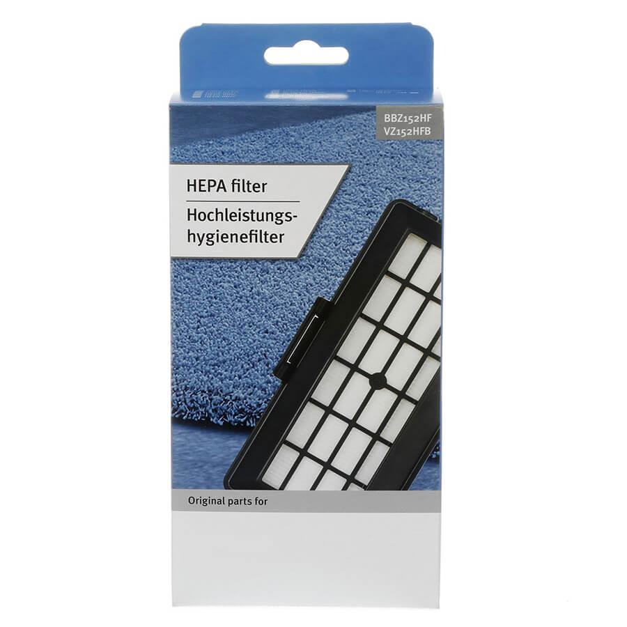 Фильтр HEPA для пылесоса Bosch BSG7