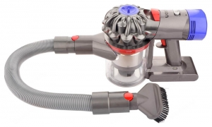 Полукруглая щётка-насадка для пылесосов Dyson V7, V8, V10, V11, 967765-01