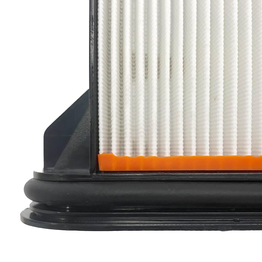 Фильтр складчатый из полиэстера для пылесосов Bosch GAS 25/50, 2607432015
