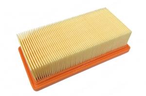 Фильтр складчатый для пылесосов Karcher AD 3.000, 3.200, 6.415-953