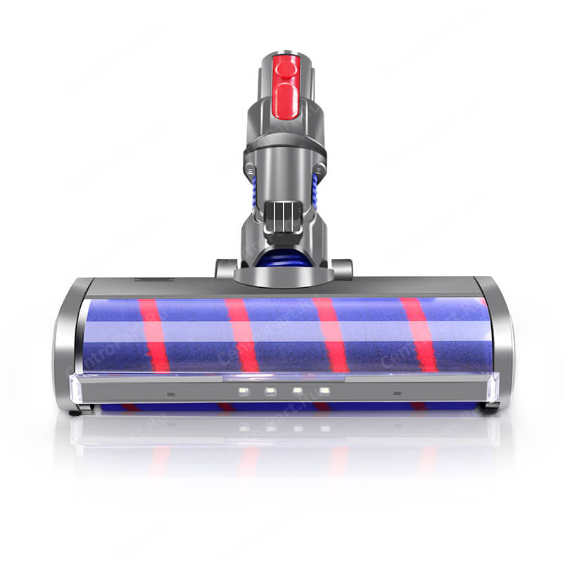 Турбощетка (Turbo brush) для ковров и твердых покрытий для Dyson V7, V8, V10, V11