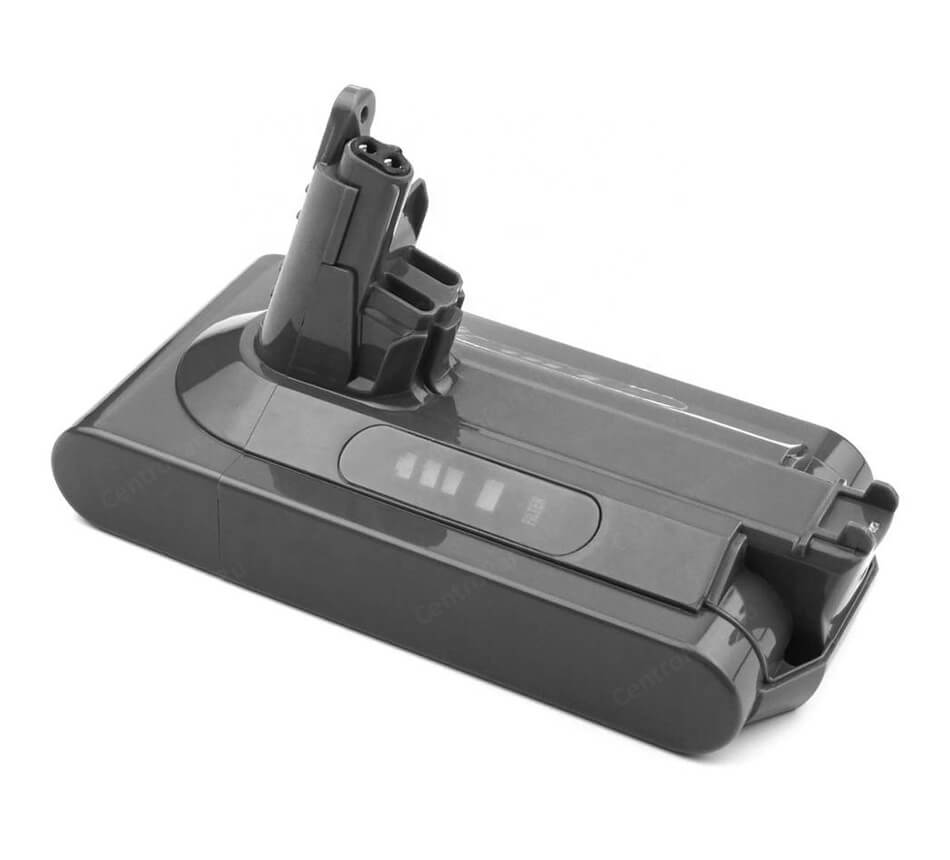 Аккумулятор для Dyson V10, SV12, 969352-02, 25.2V, 2500mAh