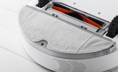 Сменная тряпка (микрофибра) для Xiaomi Roborock Sweep One, SXTB01RR, 2 шт