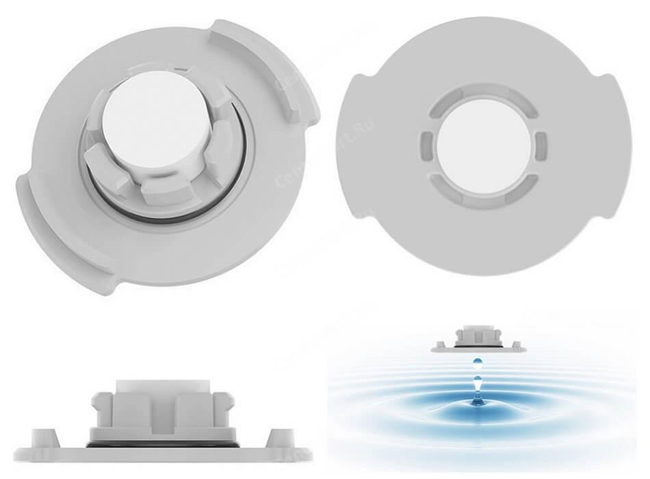 Водный фильтр для Xiaomi Roborock Sweep One, 12 шт, SXLX01RR
