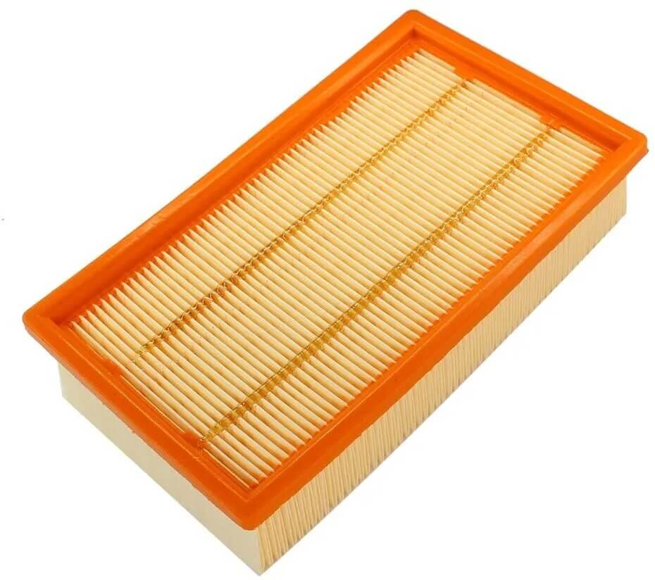 Фильтр плоский складчатый для пылесоса Karcher NT 35/1, NT 45/1, NT 55/1, 6.904-367.0